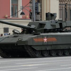 Дата поставки танков «Армата» российской армии сдвинулась на 2017-2018 годы