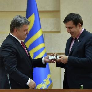 Петиция по назначению Саакашвили премьер-министром Украины набрала необходимые голоса