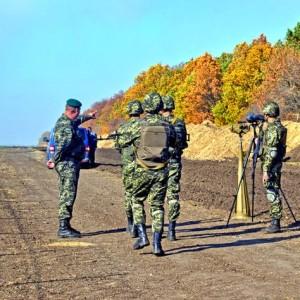 На границе Крыма задержаны украинские десантники