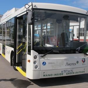Москва перейдет с троллейбусов на электробусы