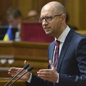 Арсений Яценюк заявил, что Украина старается ускорить процесс вхождения в НАТО