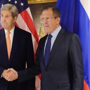 Лавров и Керри обсудили варианты решения конфликта в Сирии
