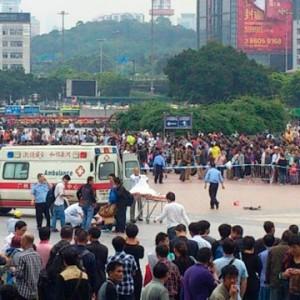 Из-за пожара в угольной шахтер Китая погибло более 20 человек
