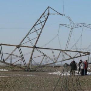 Украина отказалась от помощи России в ремонте подорванных ЛЭП