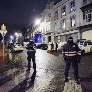Уровень террористической угрозы в Брюсселе повышен до максимального