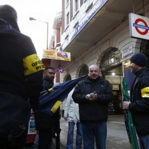 В лондонском метро произошел теракт