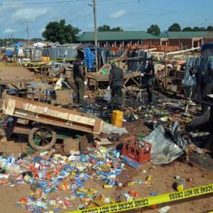 В районе озера Чад взорвались террористы-смертники, погибло более 30 человек