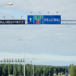 Границу между Россией и Финляндией запретили пересекать на велосипедах