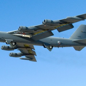 Америка перебросила стратегический бомбардировщик B-52 к границам КНДР