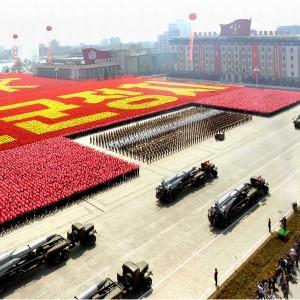 КНДР и Южная Корея включили пропагандистские громкоговорители на границе