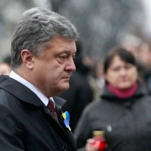 Рейтинг Петра Порошенко на Украине опустился ниже 17%